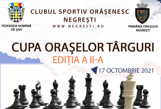 Cupa Orașelor Târguri, 17 octombrie 2021